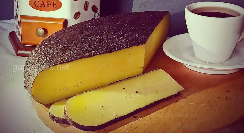 Сыр по технологии сыра Dry Jack