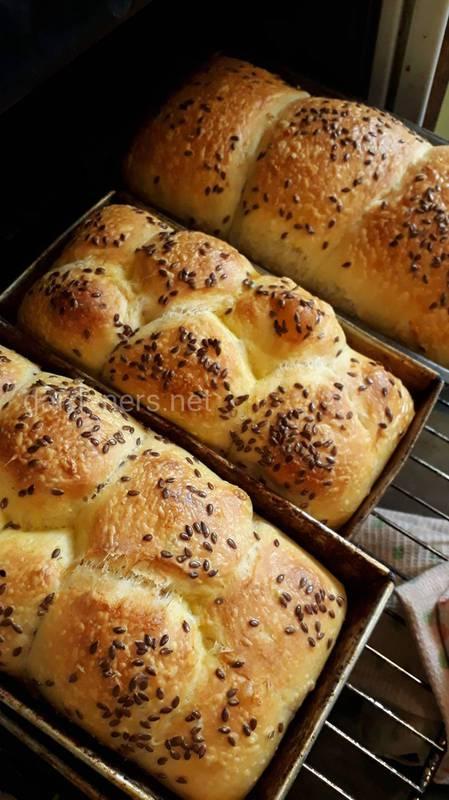 Рецепт картопляного хліба