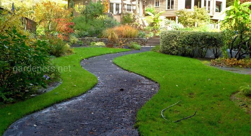 ошибок создания садовых дорожек