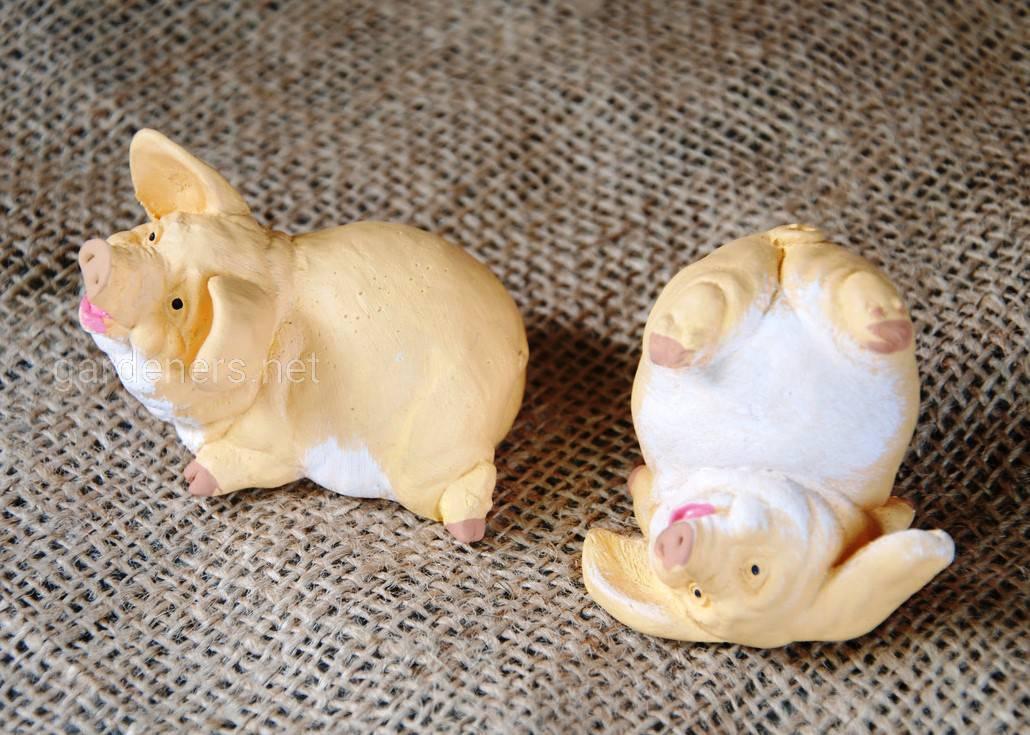 статуэтки свиньи