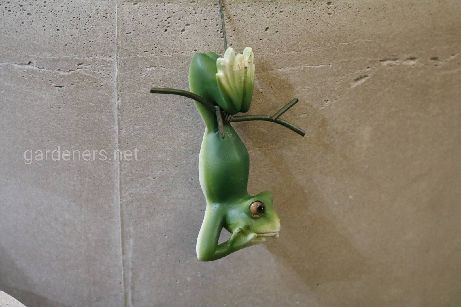 Декор лягушка, InterBuildExpo