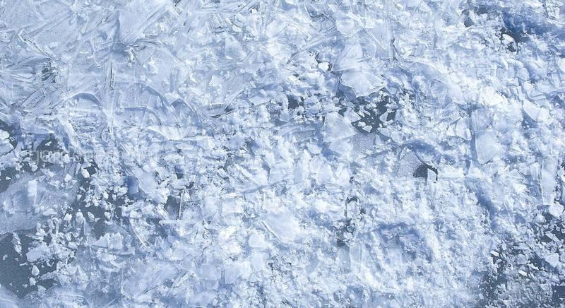 Ледяная горка для катания