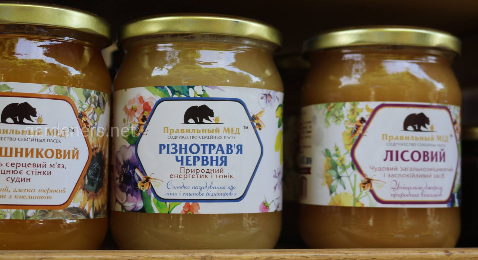 Содружество Семейных пасек «Правильный мёд»