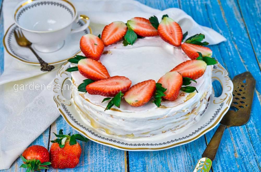 Технология приготовления блинного торта