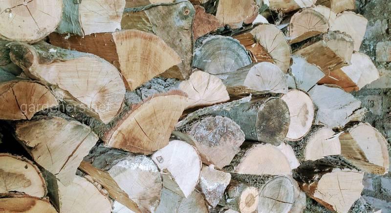 Как построить дровяник, помещение для хранения дров. (часть1)