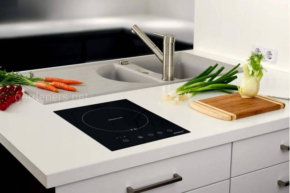 Кухонная индукционная плита