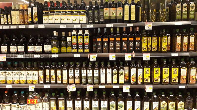 Склад кунжутного масла