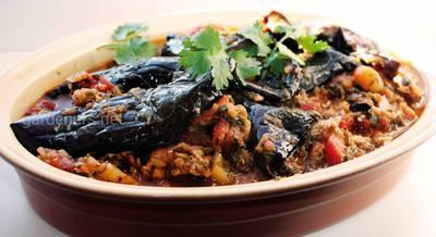Рецепты заготовок из баклажана