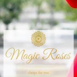 """Квітковий магазин """"Magic Roses"""""""