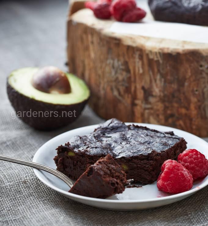 Брауні з авокадо