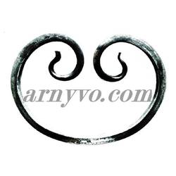 АРНУВО- кованые изделия