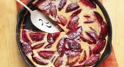 Пироги с фруктовой начинкой