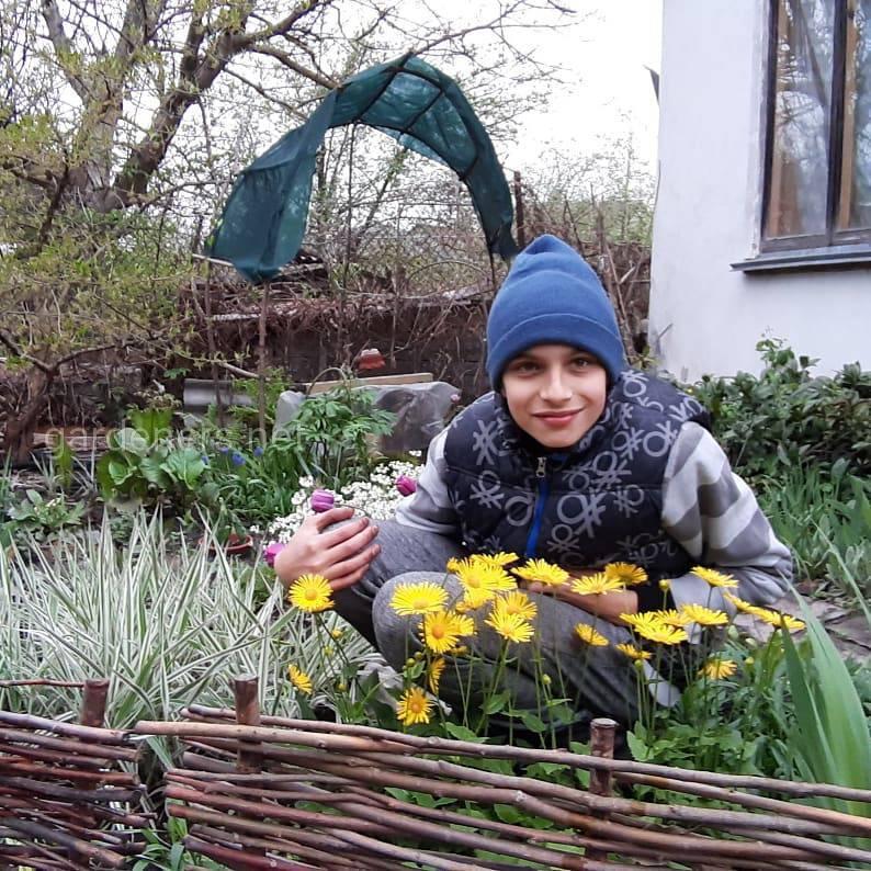 Интервью с молодым садоводом Святославом