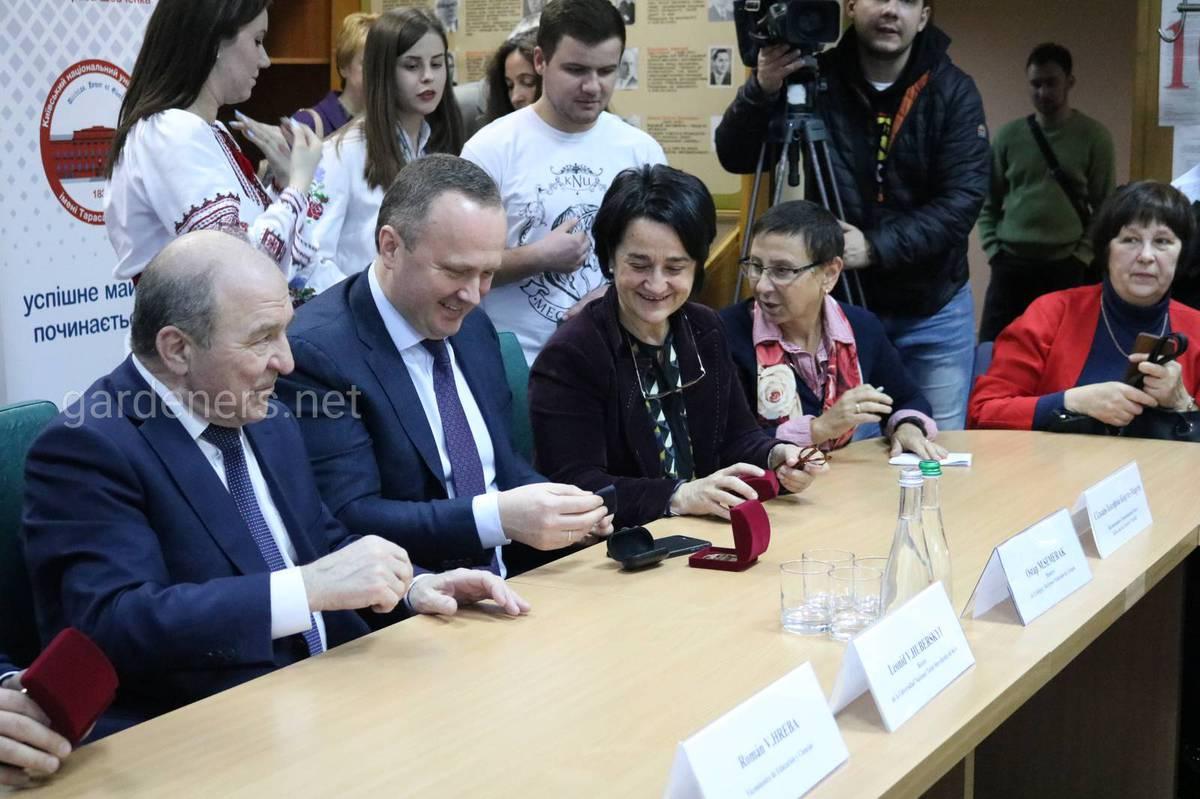 У Києві презентували проект термомодернізації корпусів Національного університету ім. Шевченко