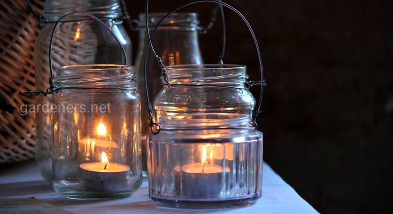 Освещение дома без электричества