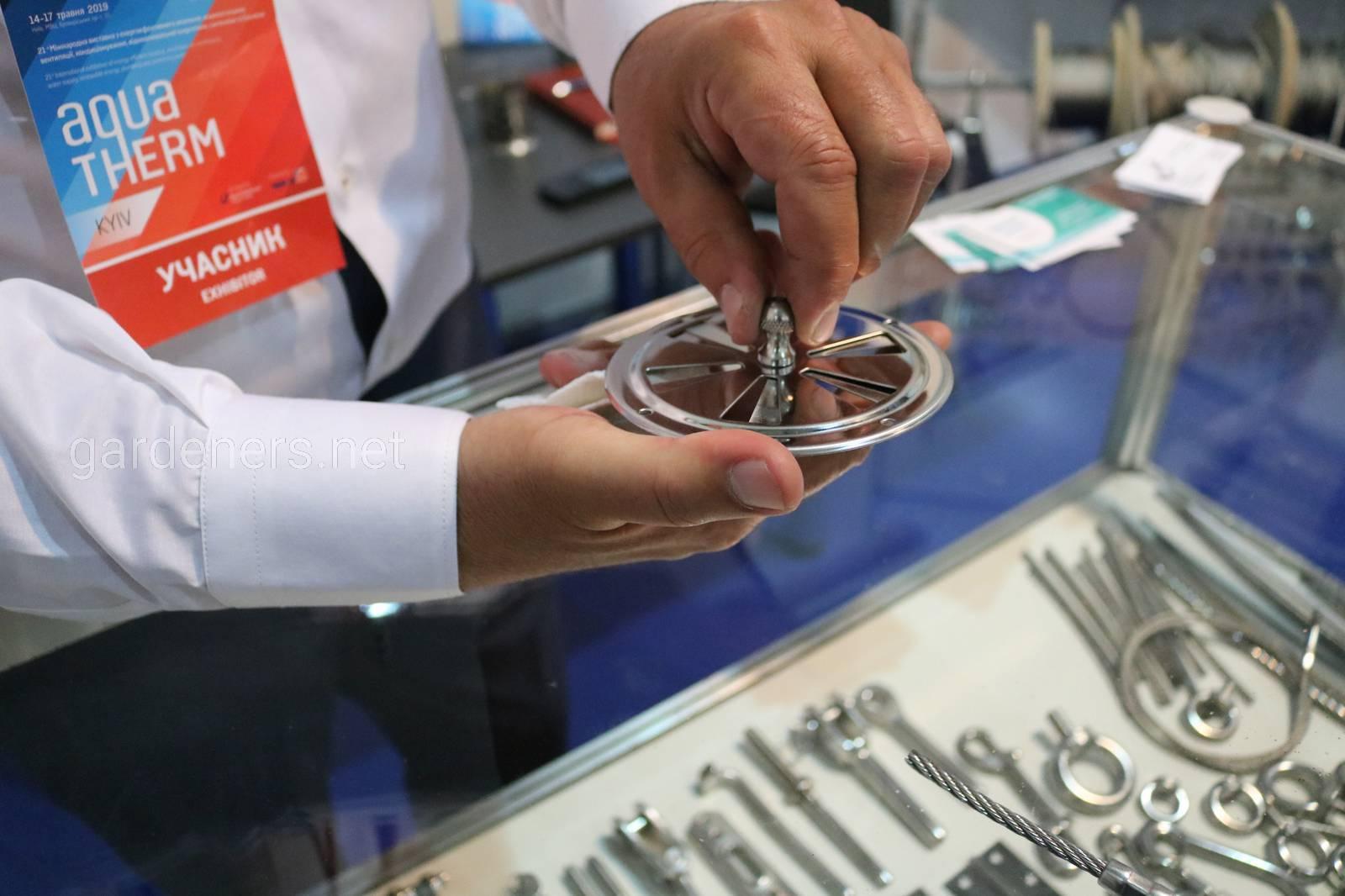 Тросы, цепи, карабин, вентиляционные решетки, кольца, петли напоминаем изделия из нержавеющей стали..JPG