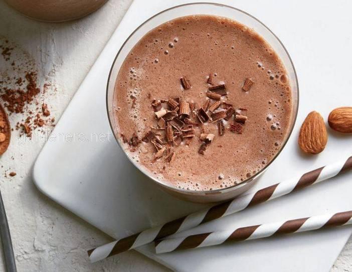 Смузи шоколадный