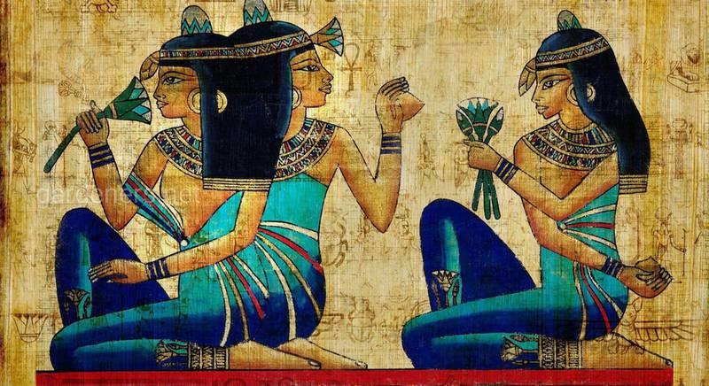10 интересных фактов о Древнем Египте
