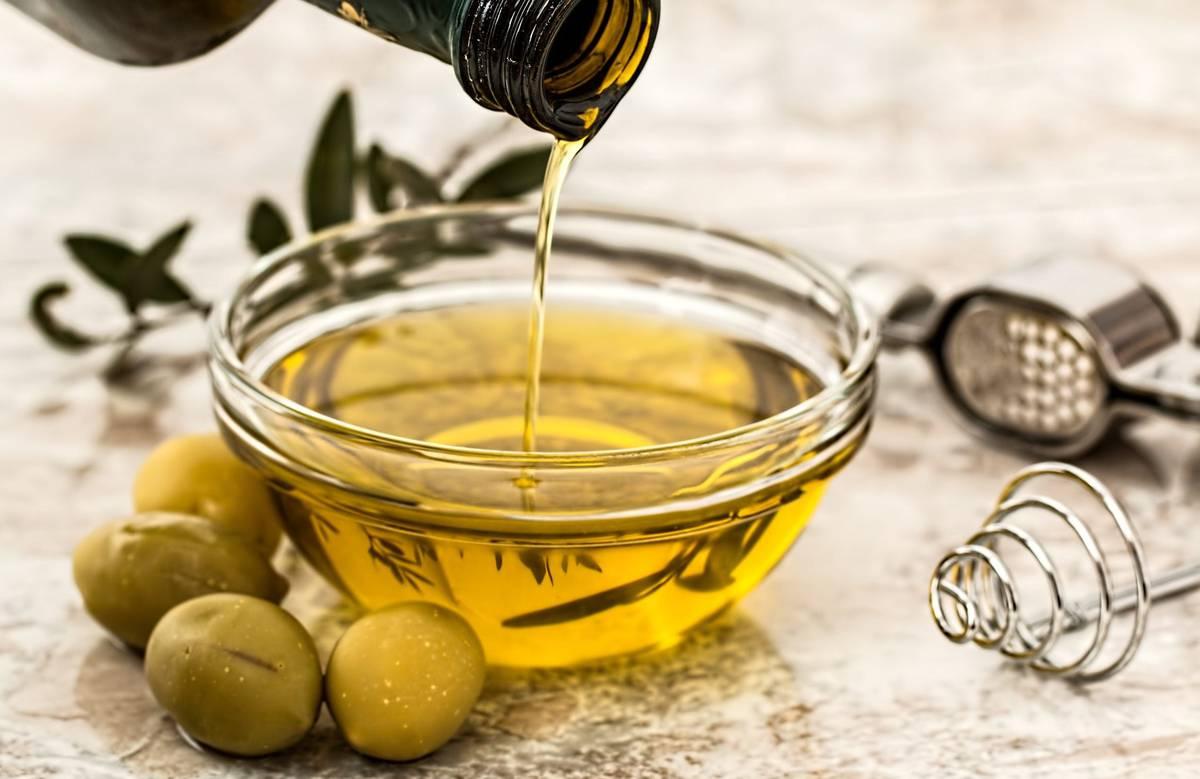 олива, масло