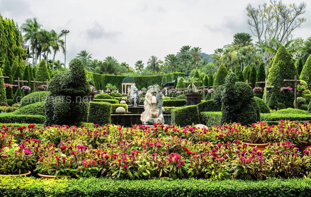 парк Нонг Нуч в Таїланді
