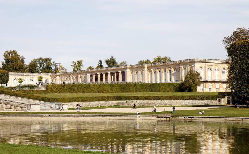Великолепие версальского парка