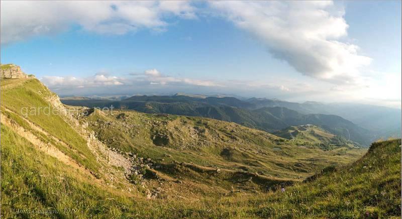 Перевал Гумбаши в Карачаево-Черкессии