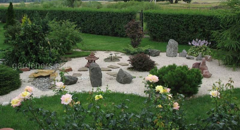 Сад камней: 5 шагов к созданию