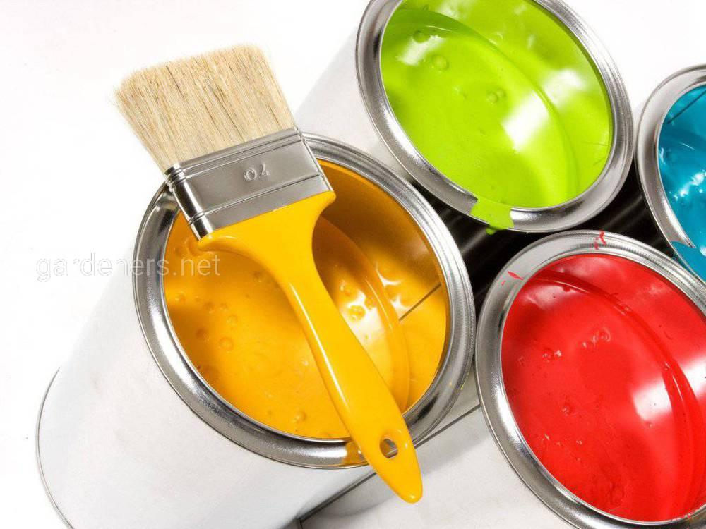 Как сварить краску для дерева за копейки