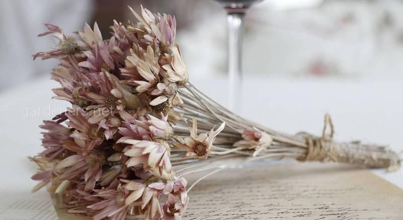 Дары природы в интерьере: украшение дома сухими травами