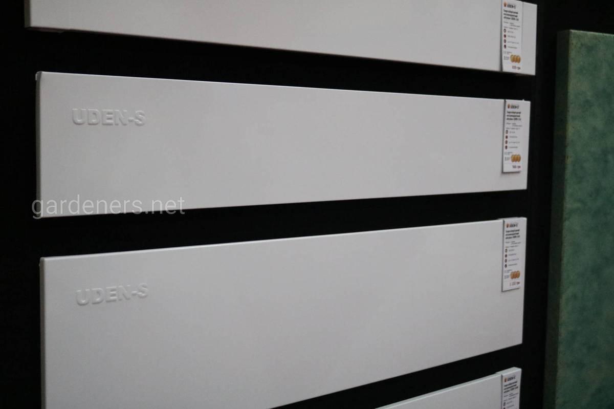 Автономное электрическое отопление UDEN-S