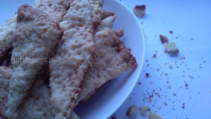 Ароматное печенье к чаю