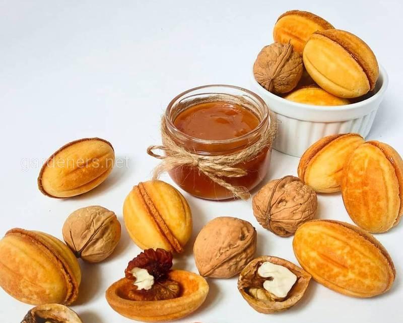 Рецепт теста орешков