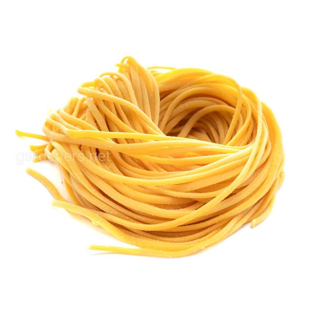 Итальянская паста лингвини