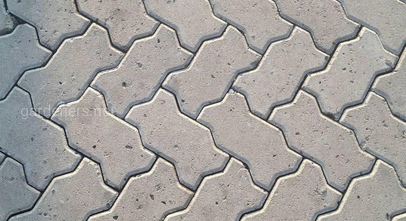 Суміш для виготовлення тротуарної плитки