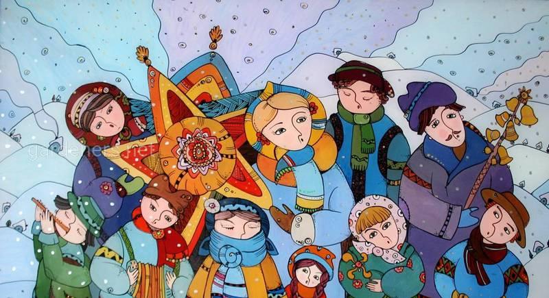 Популярные виды оберегов на Святки: куклы, домовики, подковы и веники