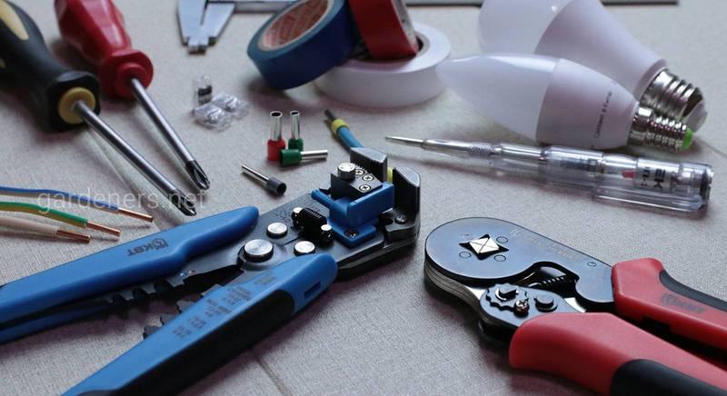Які інструменти повинні бути