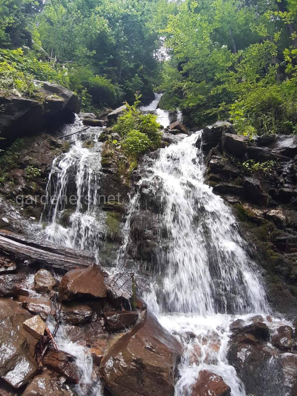 Труфанець водопад