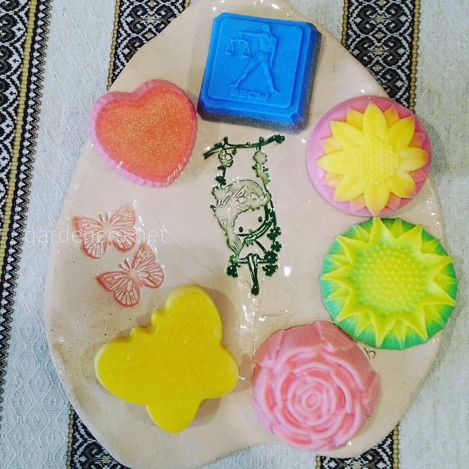 Красивое и разнообразное мыло ручной работы под любое настроение