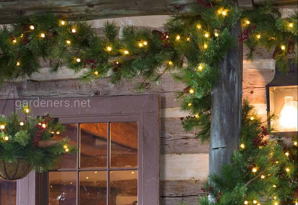 Рождественская гирлянда