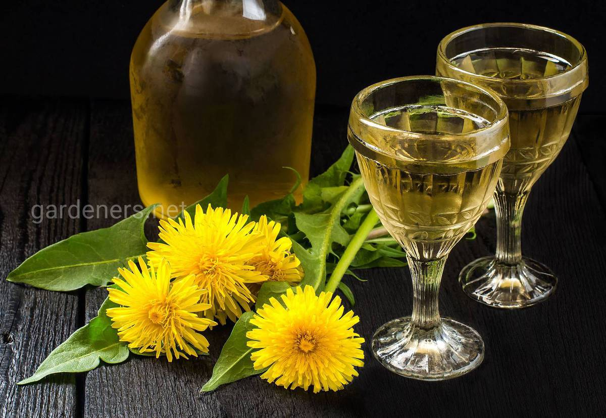 цветочное вино