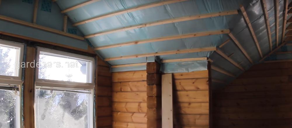 Ошибки при утеплении мансардной крыши