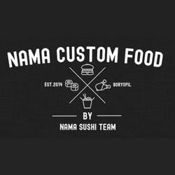 NAMA CUSTOM FOOD