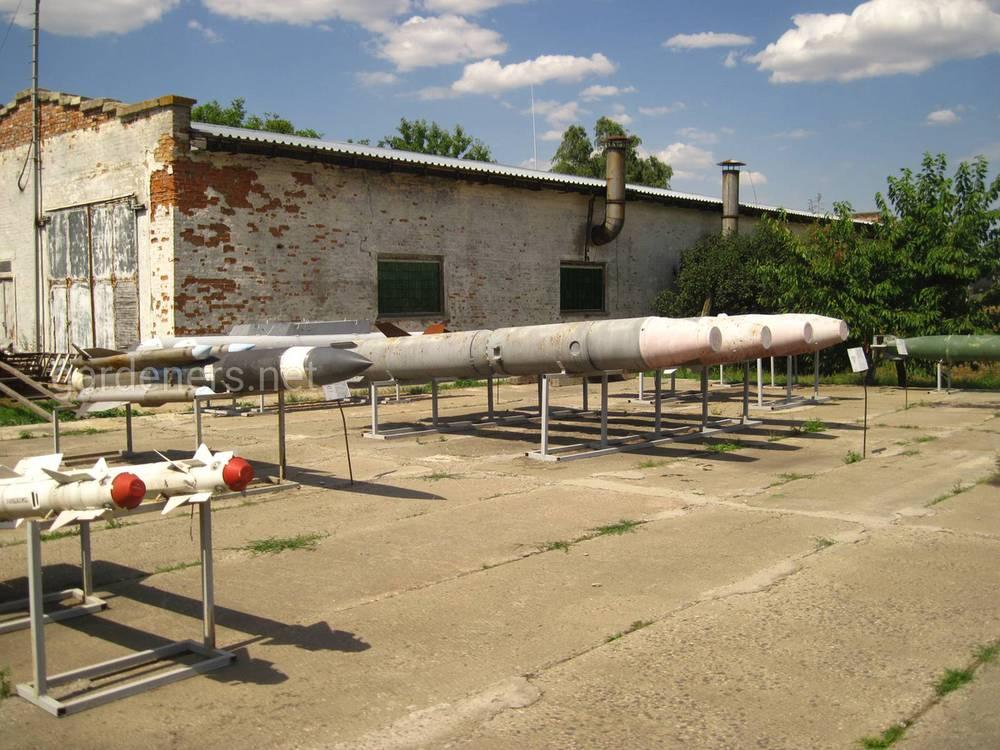 Уникальный военный музей для создания которого была использована боевая позиция ракетного