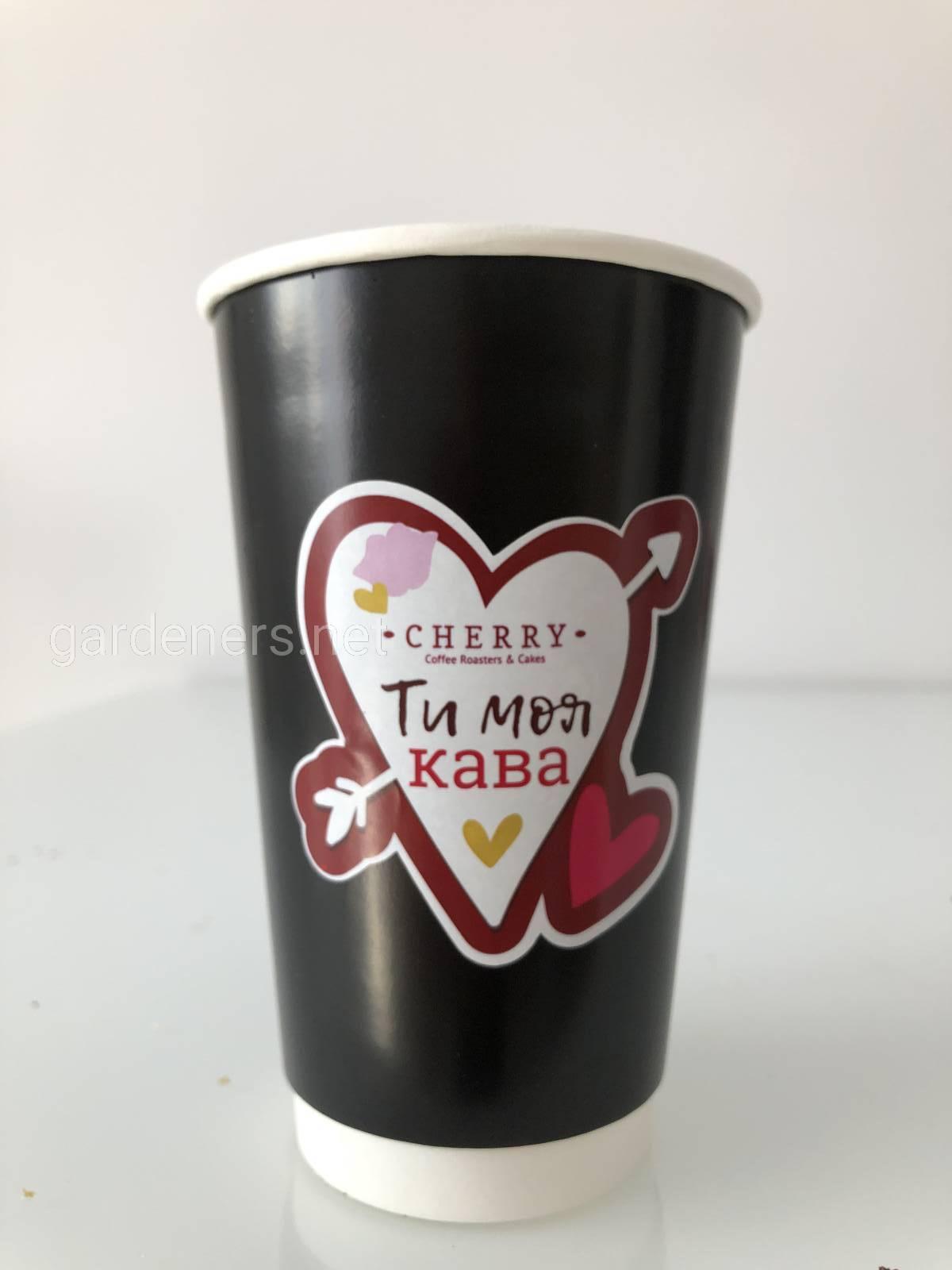 Кофе в Cherry
