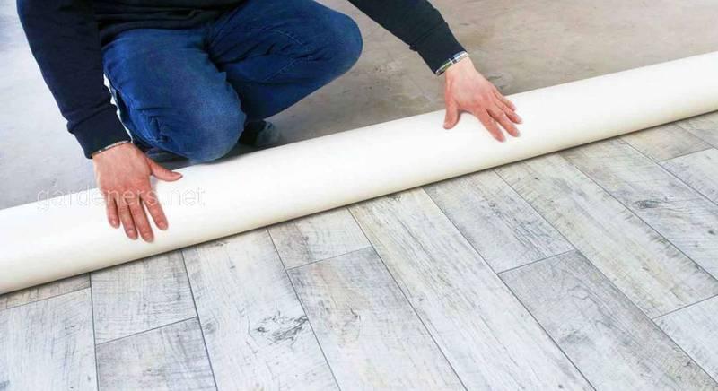 Мармолеум - покриття для підлоги нового покоління