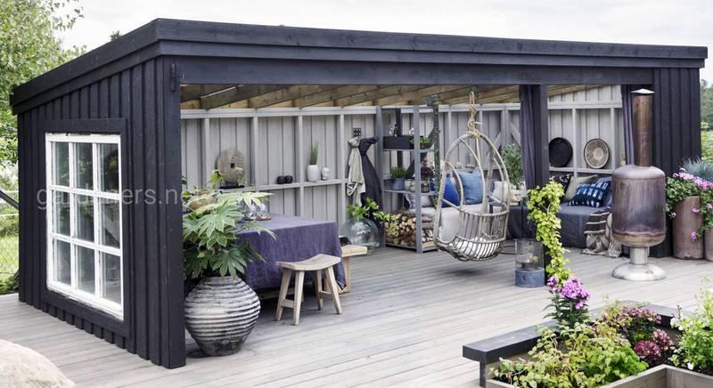 Идеи для создания уютной террасы