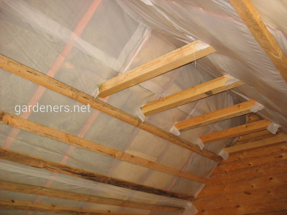 Плохая изоляция крыши
