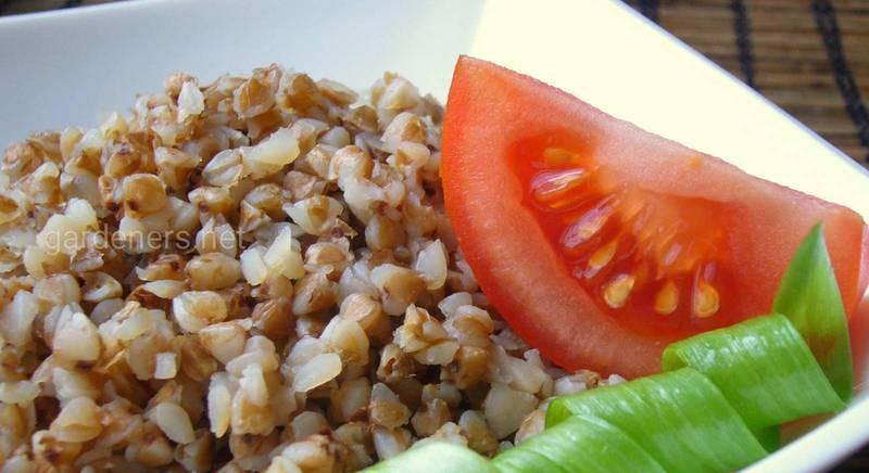 Как сварить вкусную гречневую кашу на воде