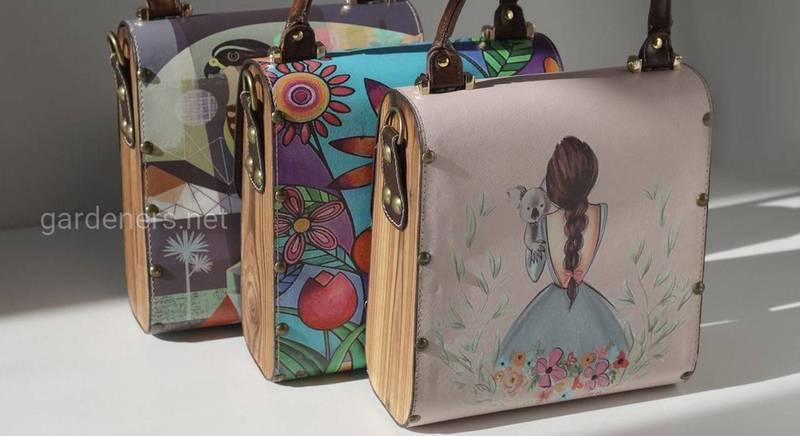 Сумочки  It's My Bag