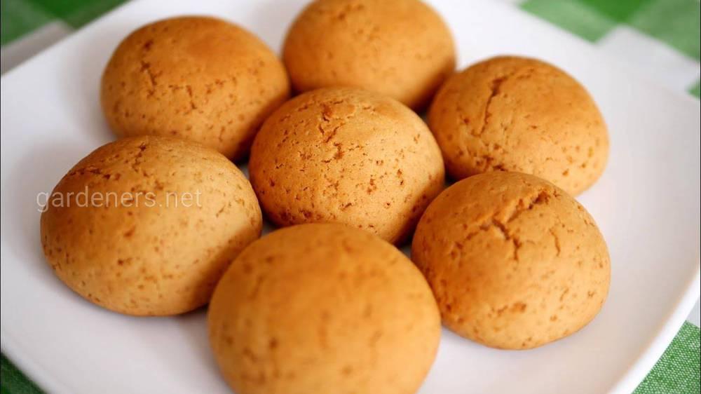 Апельсиново-медовые пряники